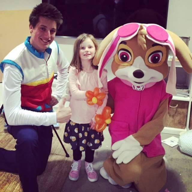 Magical Happenings Children Party entertainers