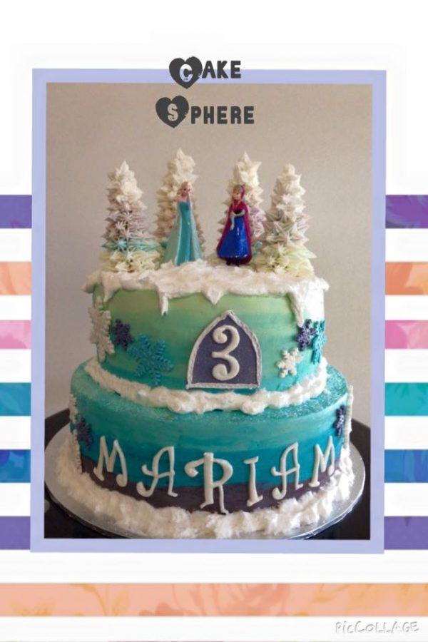 Cake Sphere