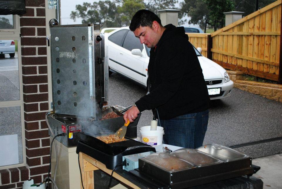 Kebabman Catering-Machine Hire
