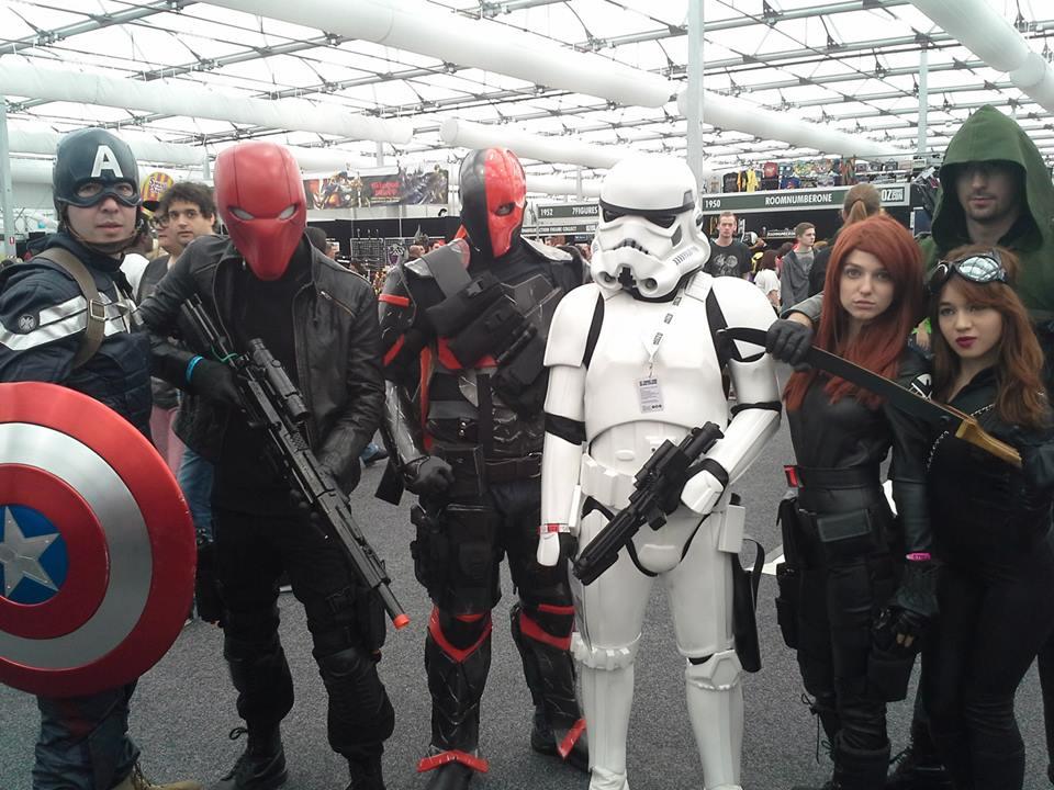 Superhero Experience-Premier Children's Parties