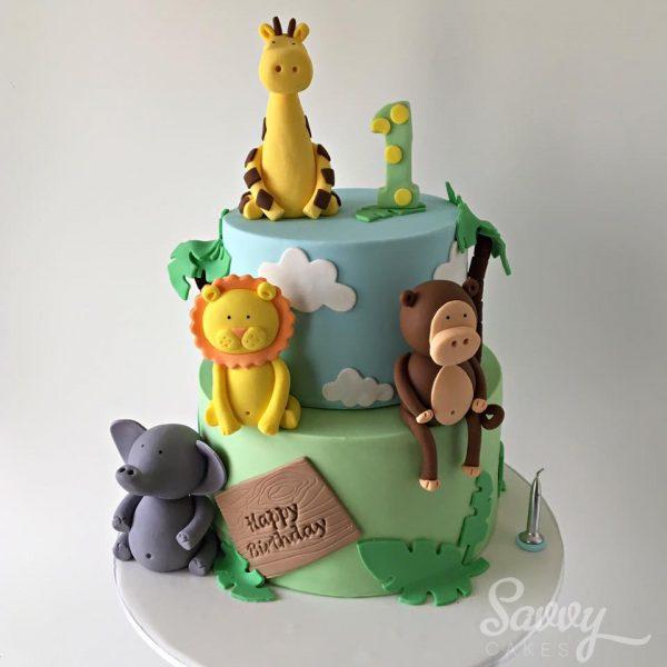 Savvy Cakes