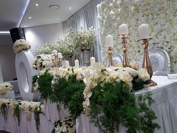 Divine Wedding Decorations