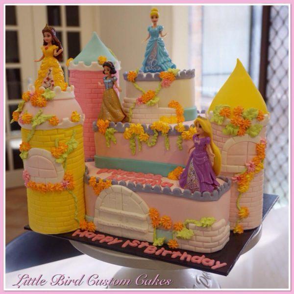 Little Bird Custom Cakes
