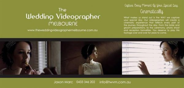 The Wedding Videographer