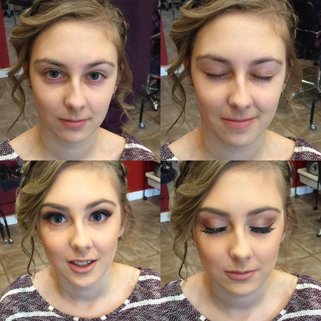 Ally's Makeup