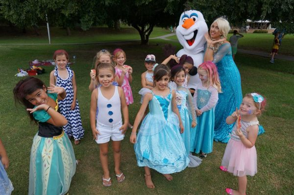 Kidz go Krazy-Children's Party Entertainment