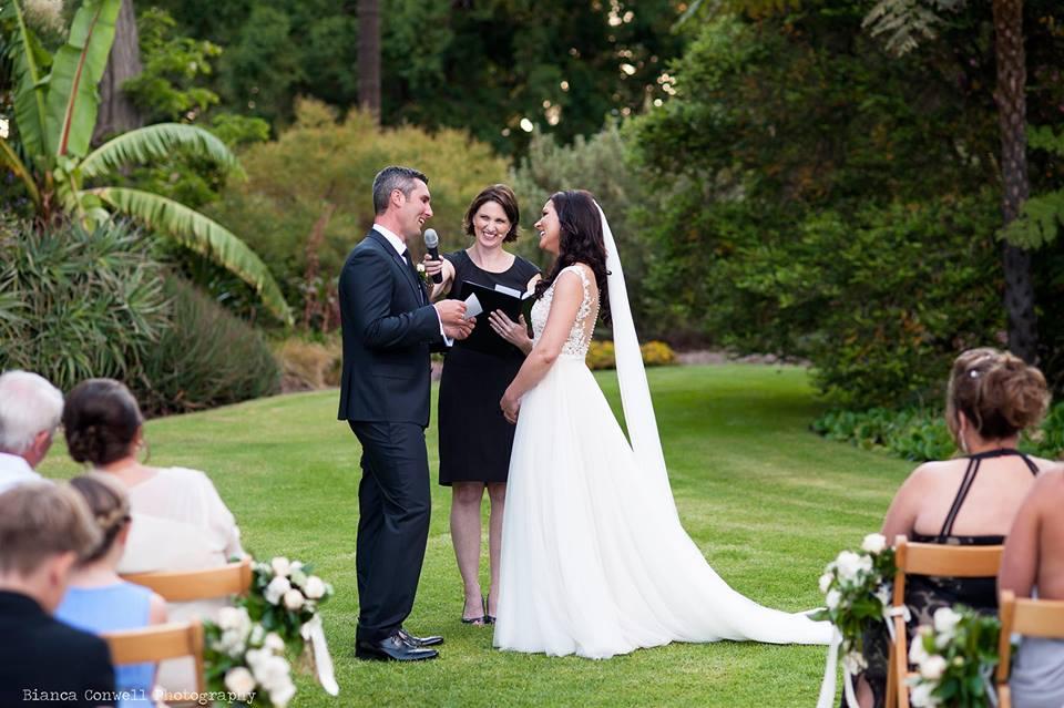 Meriki Comito Wedding Celebrant