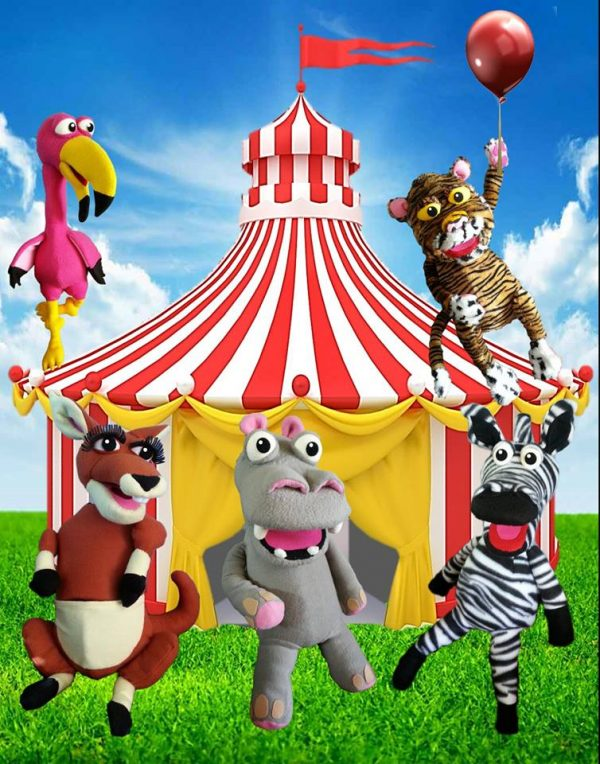 The Party Puppets