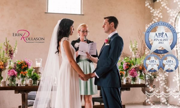 Erin Rollason-Marriage Celebrant