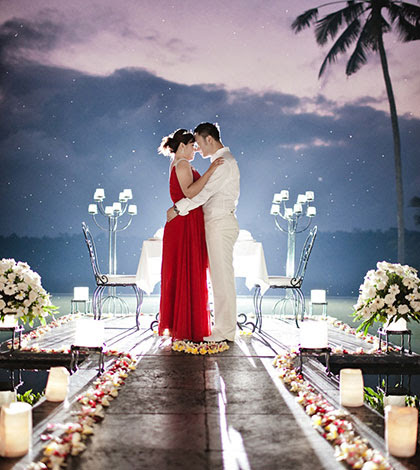 Digital Pre Wedding Bali