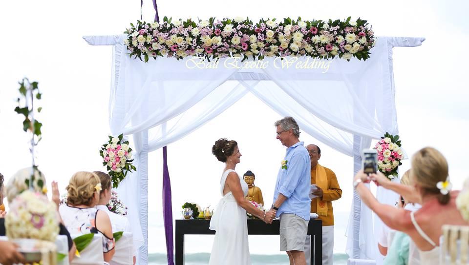 Bali Exotic Wedding
