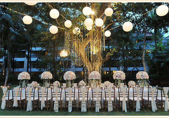Decorations parties2weddings for Bali wedding decoration ideas