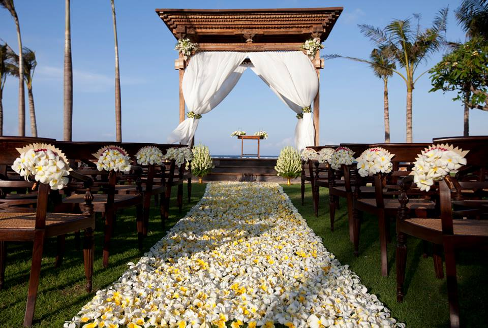 Bali Blessed Wedding