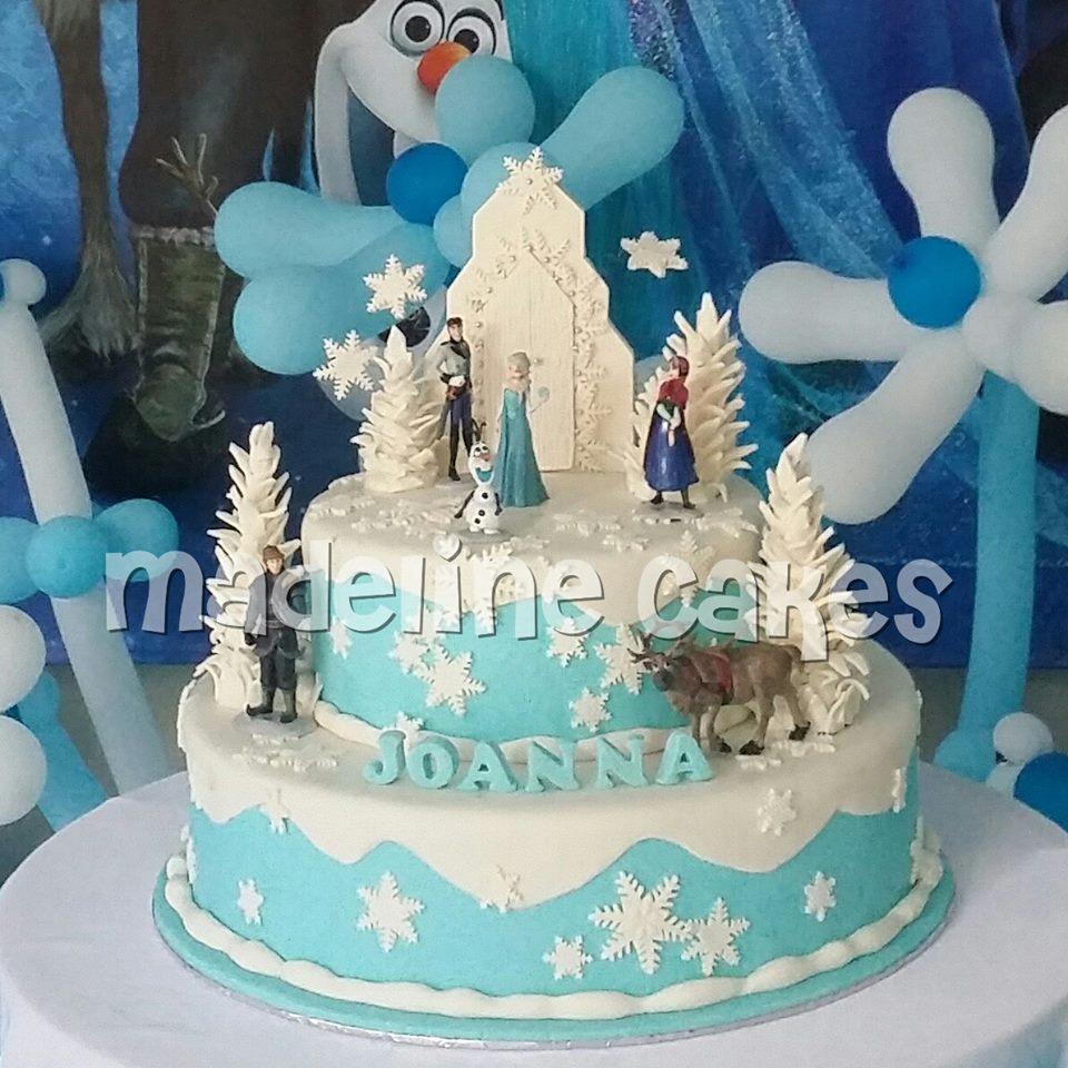 Madeline Cakes