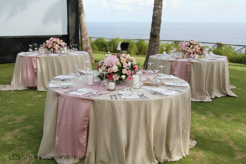 Gloriosa Flower House Bali