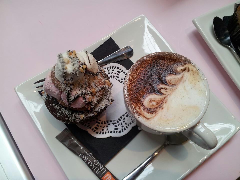 The Cupcake Desire