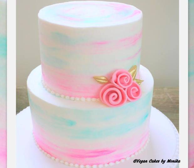 Vegan Cakes By Monika
