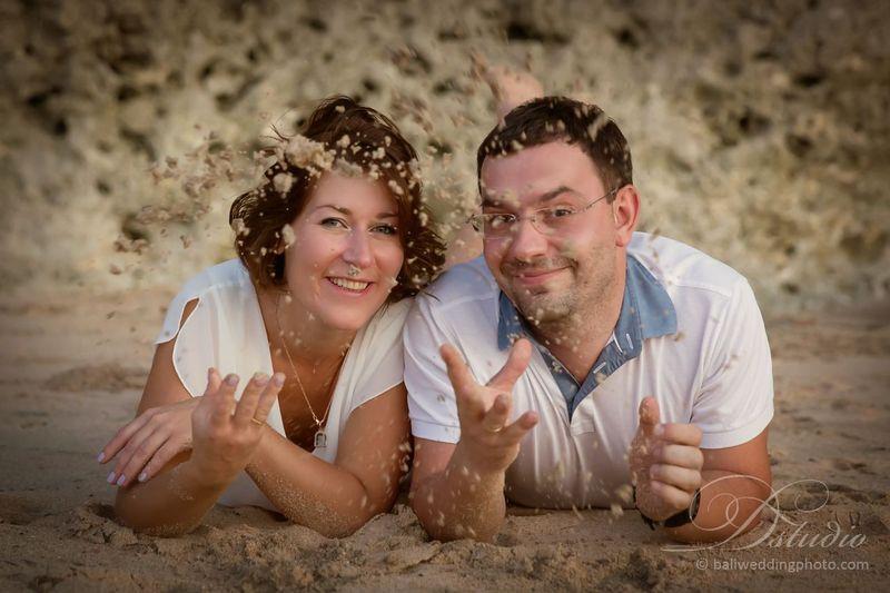 D'studio Bali Wedding Photography