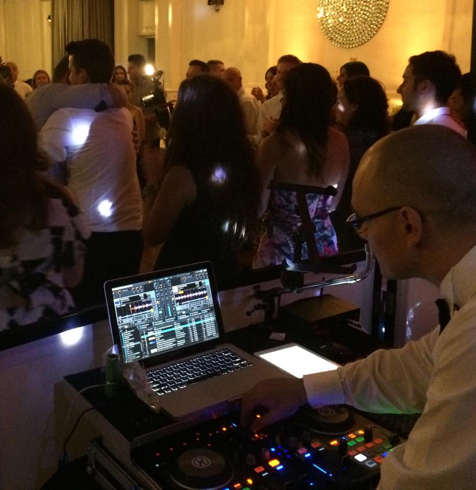 Wedding DJ Specialist Kerry Ashford