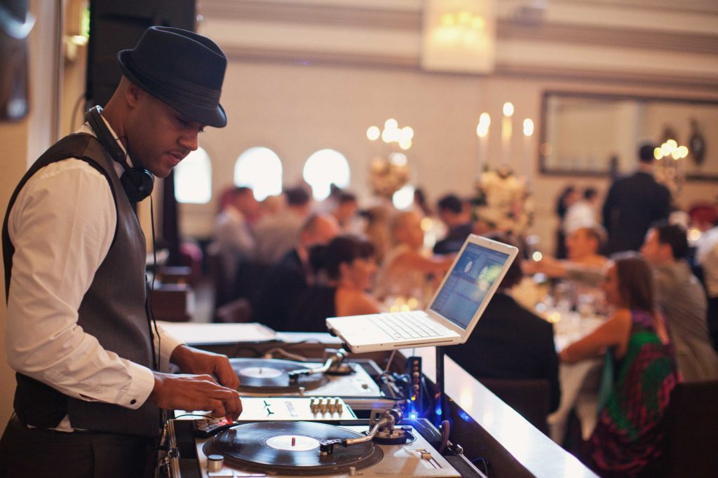 Exclusive Wedding DJs Sydney