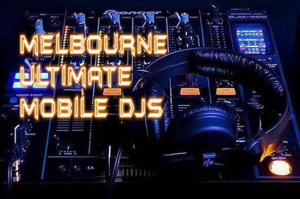 Melbourne Ultimate Mobile DJs