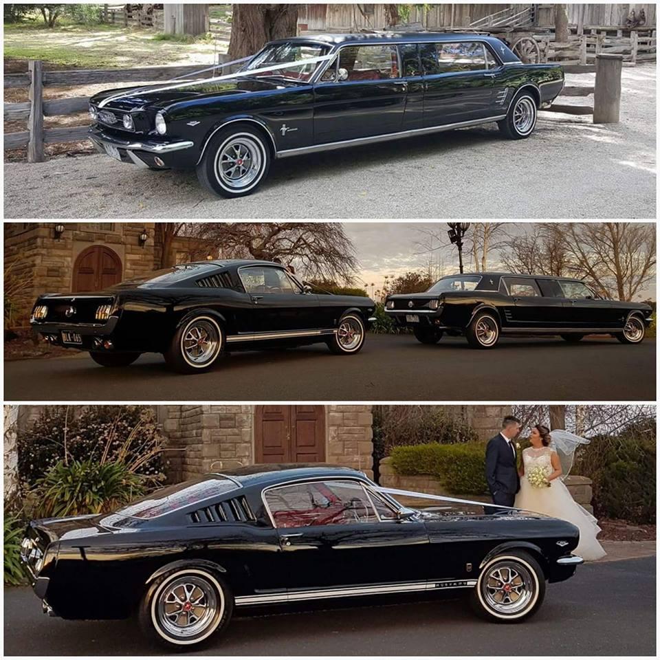 Black Pony Car Hire