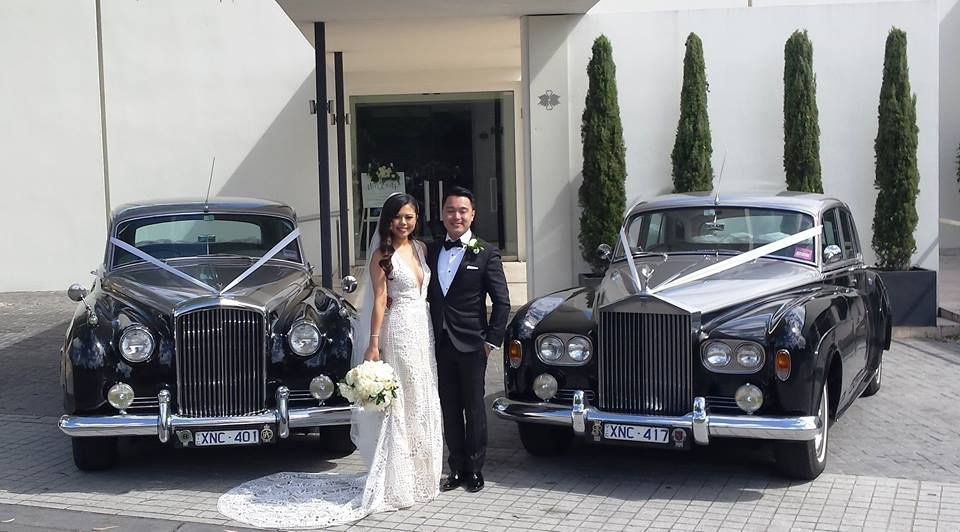 Cloud 9 Wedding Car Hire