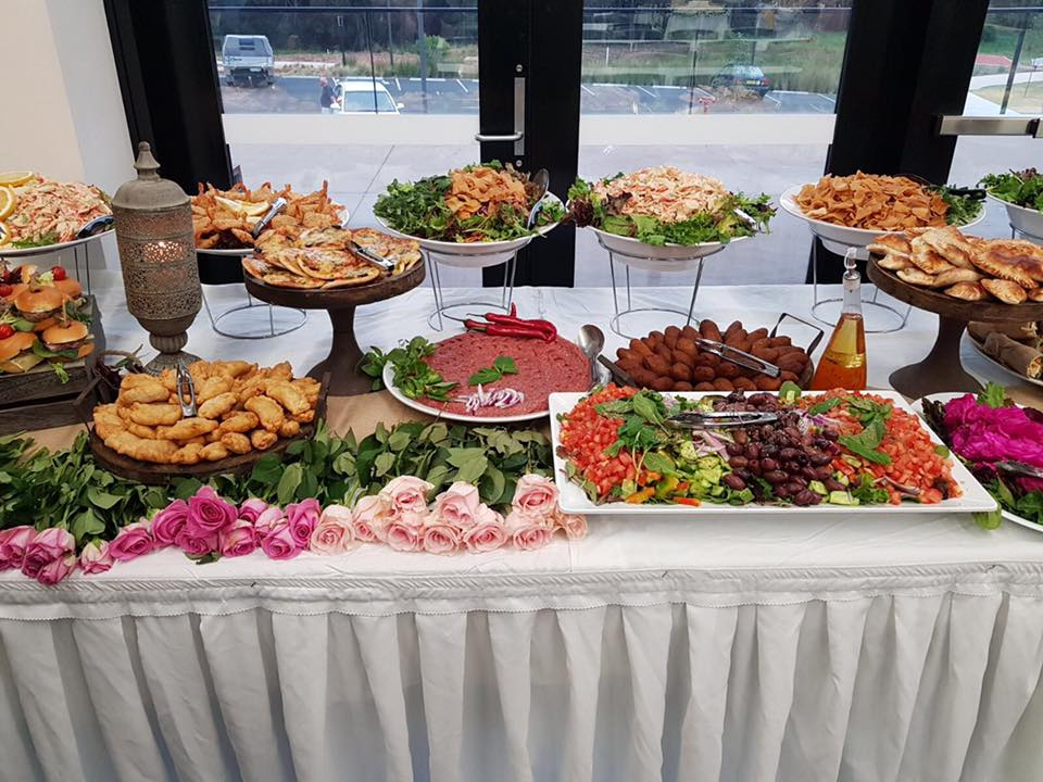 Creative Catering Co by Rowah