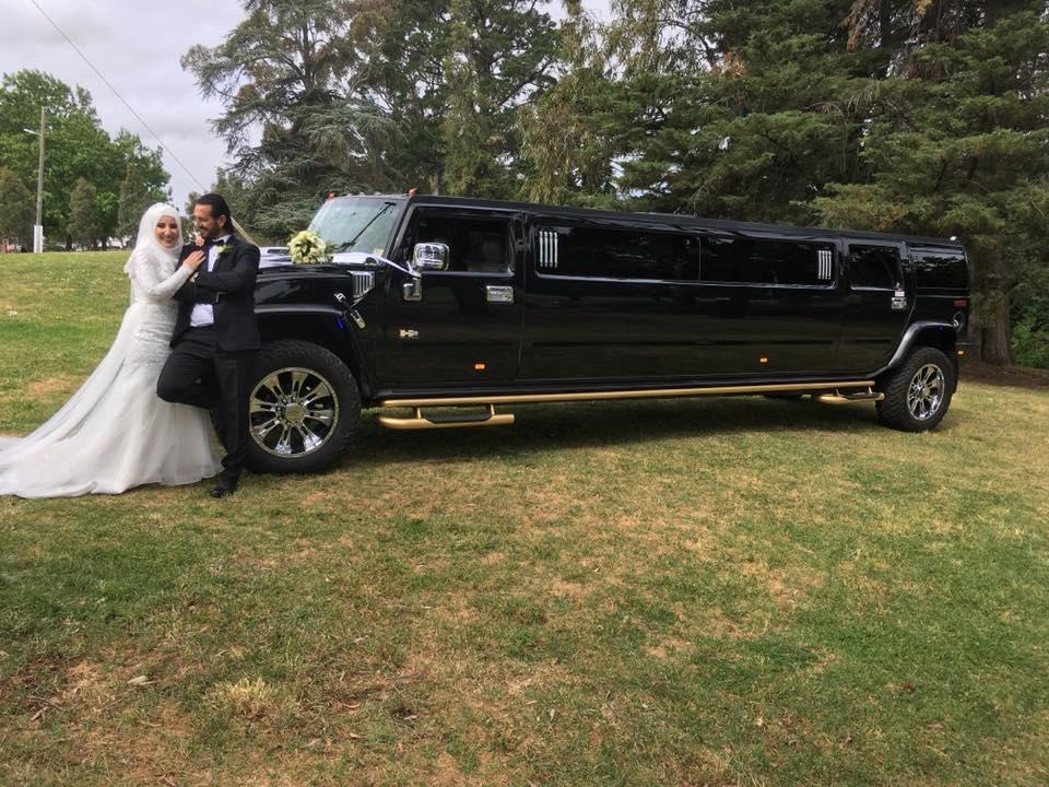 Mayas Hummer Limousine