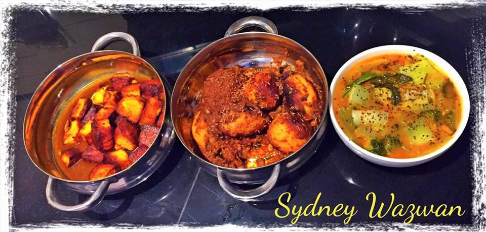 Sydney Wazwan