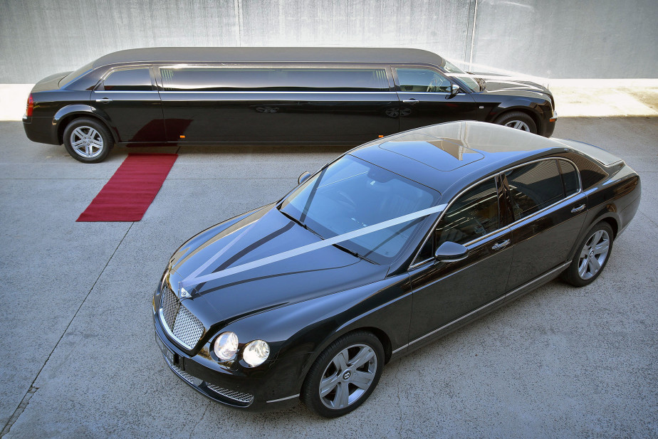 Bentley Flying Spur Limousines