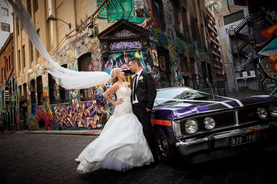 Wild Violet Wedding Cars