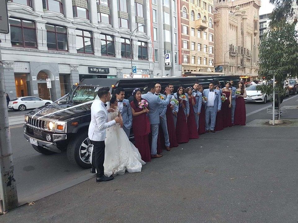 Hummer Limousines