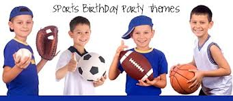 Sparrow Sports kids parties