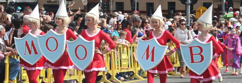 Melbourne Moomba Festival 2016
