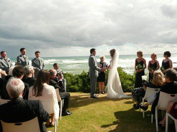 Beach Wedding Venue - All Smiles - Mornington Peninsula
