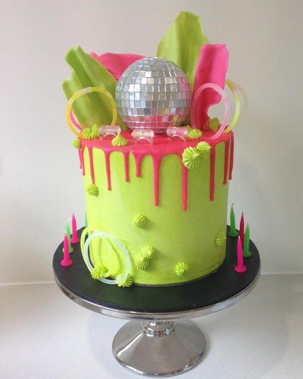 Cake Carrousel