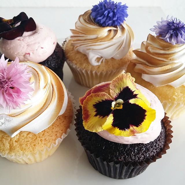 Miss Ladybird Cakes