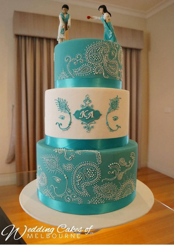Wedding Cakes of Melbourne