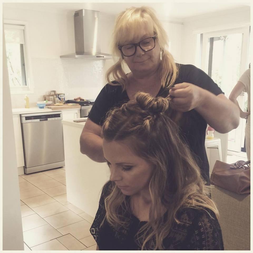 Meg Guthrie Makeup-hair