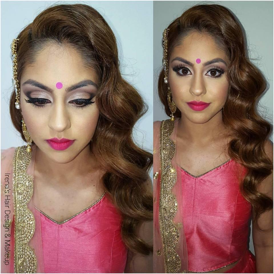 Irenas Hair Design-Makeup
