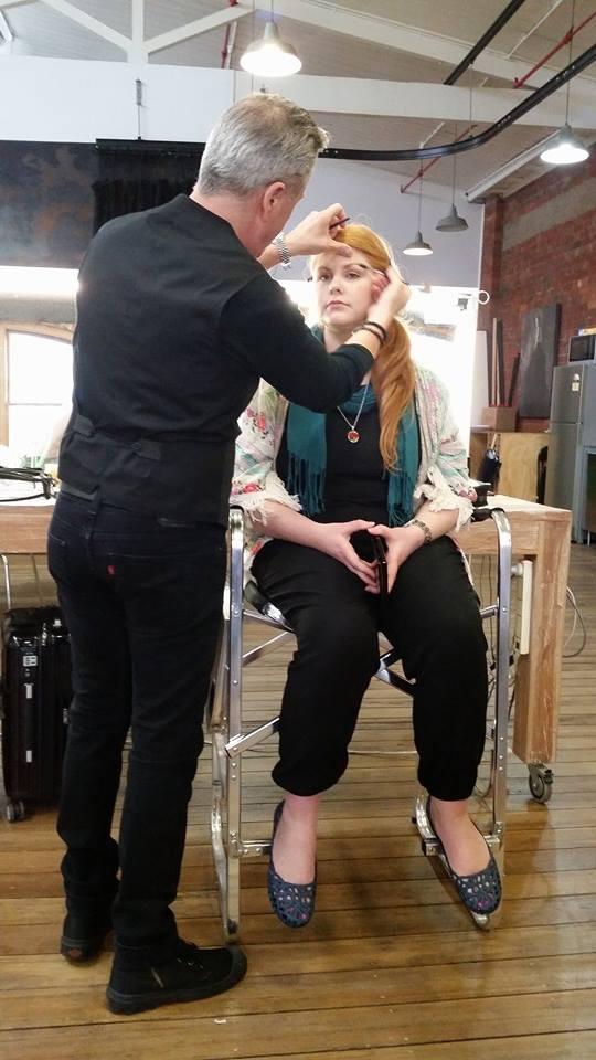 Rosie Madder Hair-Makeup