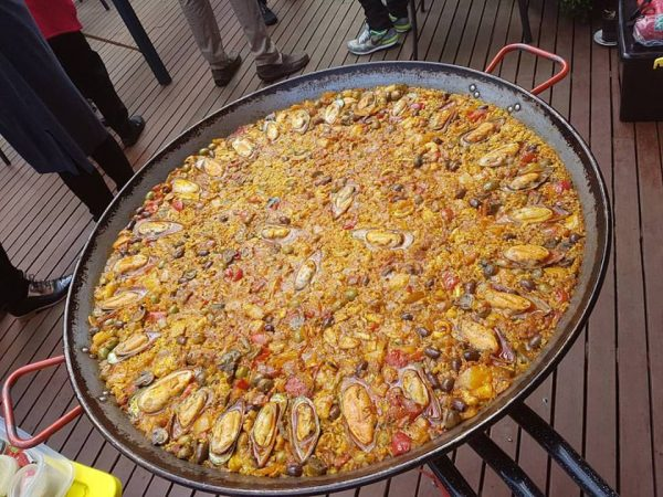 Elena's Paella-Spanish Catering