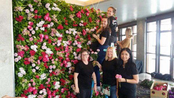 Sydney TAFE Floristry