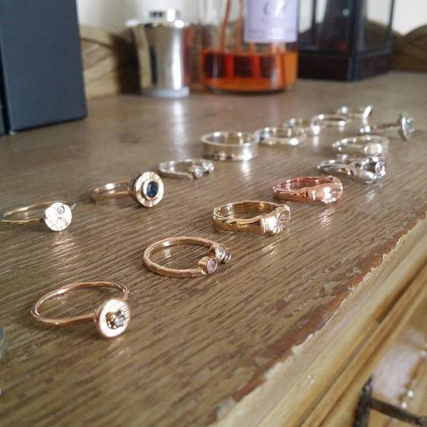 Melbourne Unique diamond Jewellery Designers