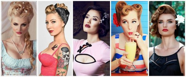Divine Pinups-Mobile Makeup Hair Styling