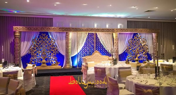 Bollywood Mandap-Wedding Decorations