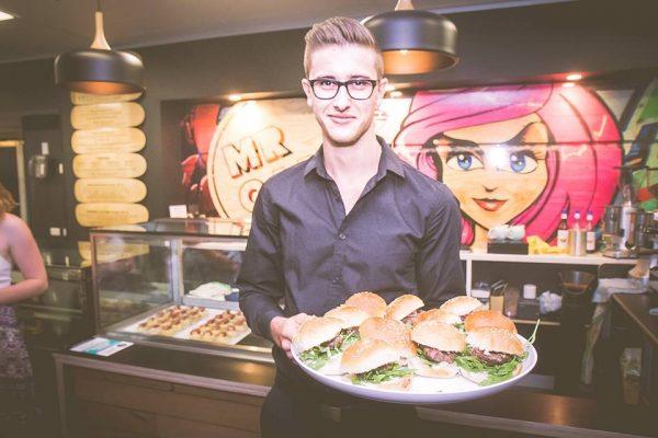 Corporate Catering-Mr Cappuccino