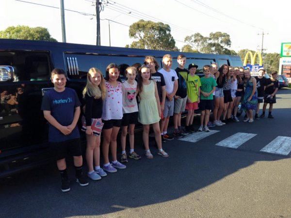 Ace limousines Melbourne