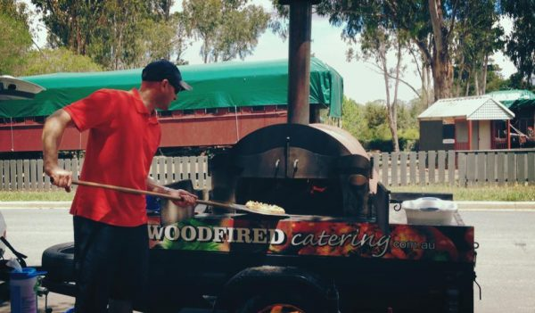 Woodfired Catering